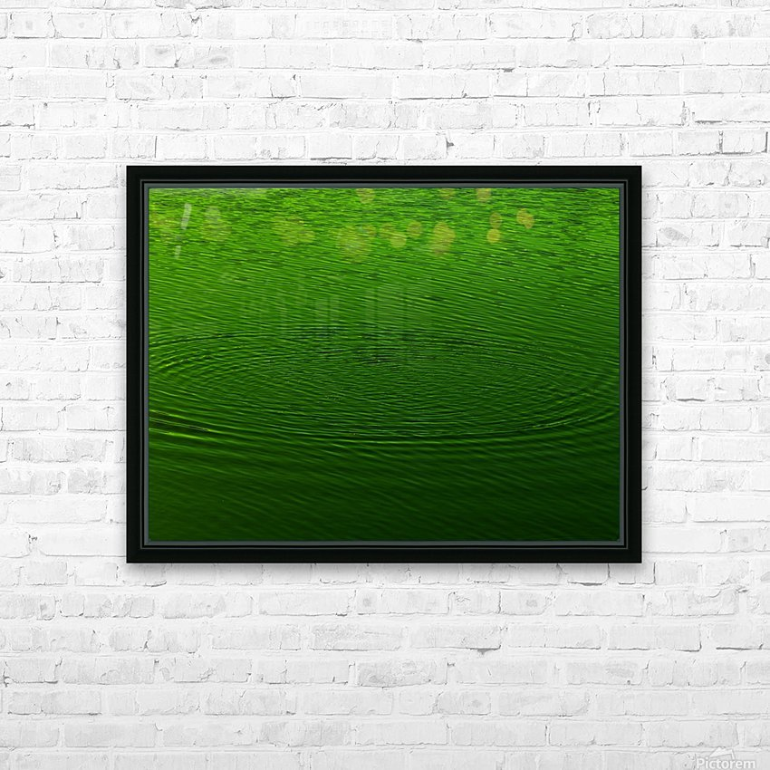 F (14) HD Sublimation Metal print with Decorating Float Frame (BOX)