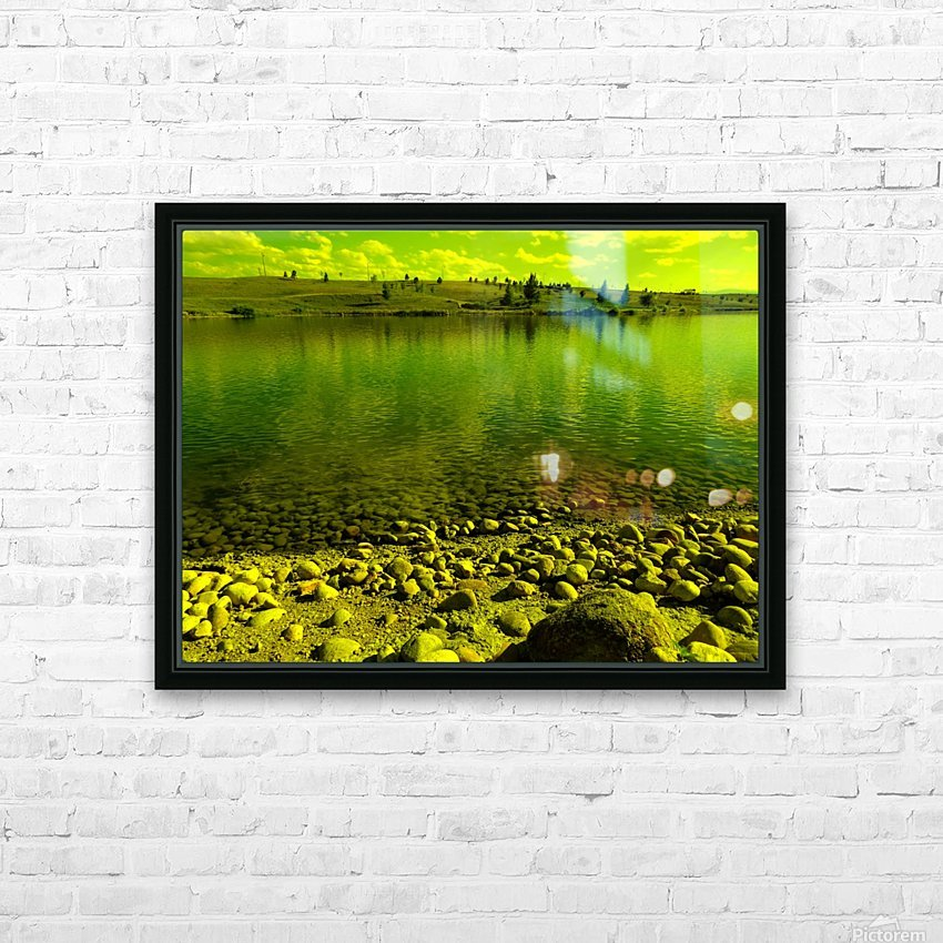 sofn-D8955C26 HD Sublimation Metal print with Decorating Float Frame (BOX)