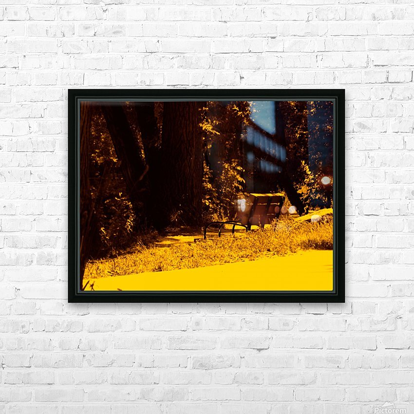 sofn-A43A391F HD Sublimation Metal print with Decorating Float Frame (BOX)