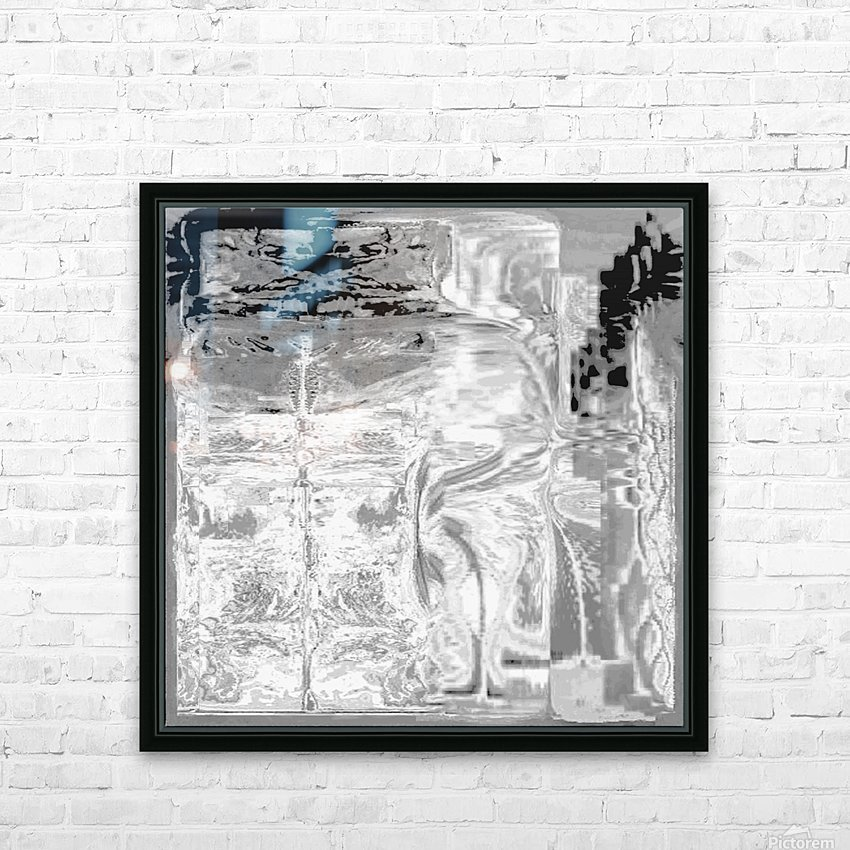 Ancient_Grounds_Gray Skies HD Sublimation Metal print with Decorating Float Frame (BOX)