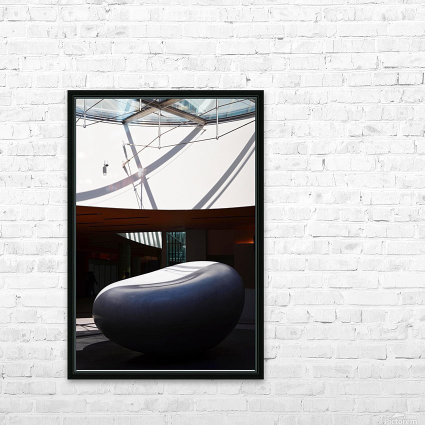 Tokyo Sculpture HD Sublimation Metal print with Decorating Float Frame (BOX)