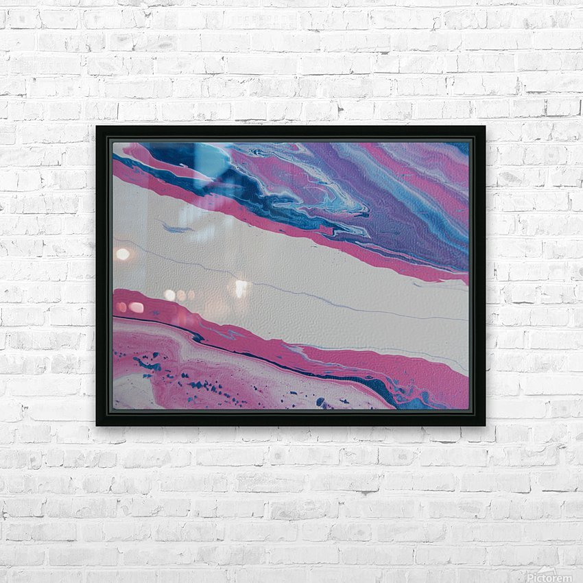 SORROW 2 HD Sublimation Metal print with Decorating Float Frame (BOX)