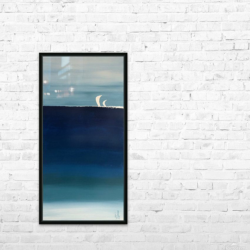 IMG_0019 HD Sublimation Metal print with Decorating Float Frame (BOX)