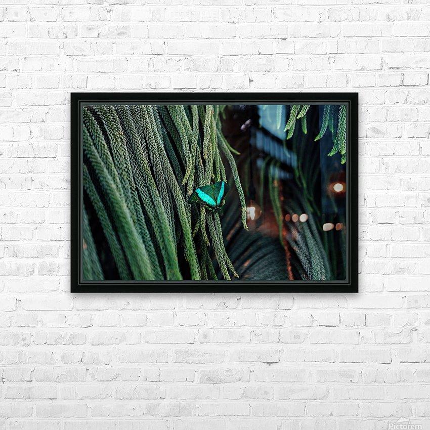 Ton sur ton HD Sublimation Metal print with Decorating Float Frame (BOX)