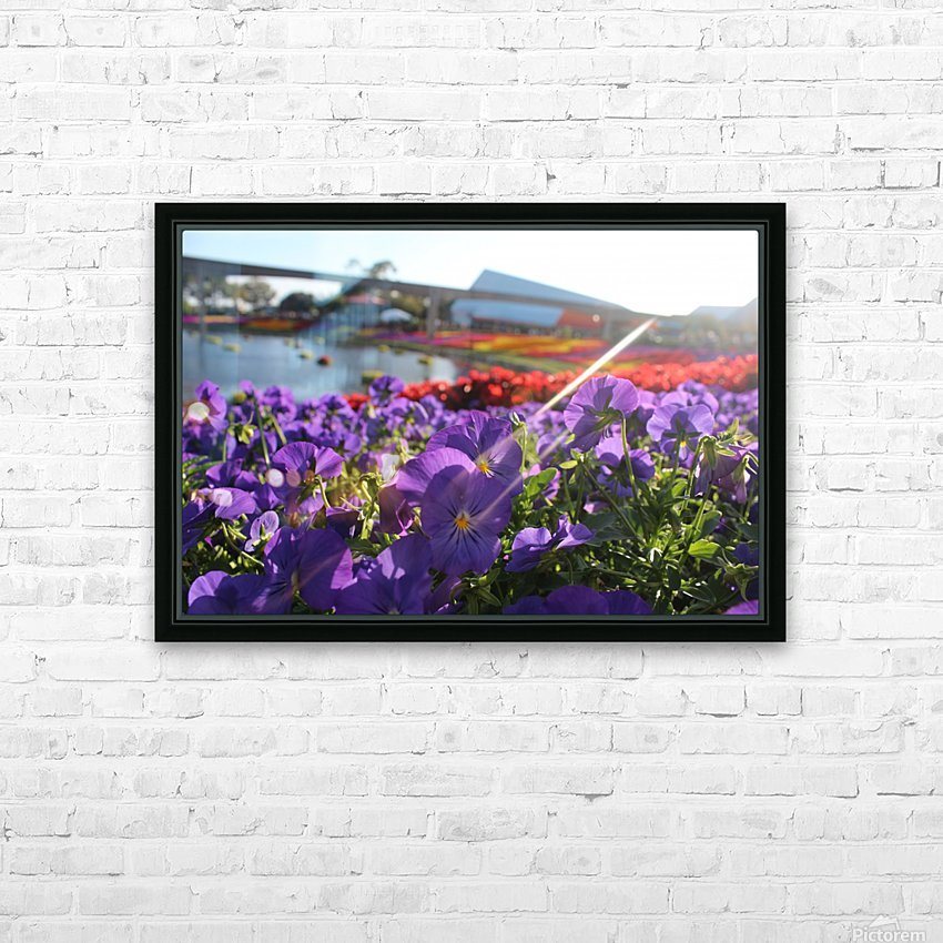 IMG_3668 HD Sublimation Metal print with Decorating Float Frame (BOX)
