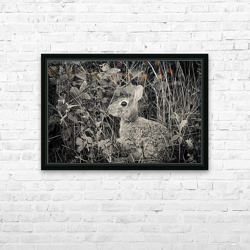 Do you see me HD Sublimation Metal print with Decorating Float Frame (BOX)