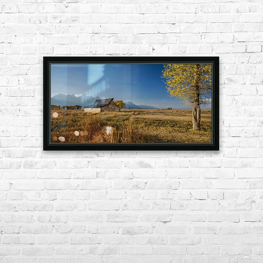 2S9A0909 HD Sublimation Metal print with Decorating Float Frame (BOX)