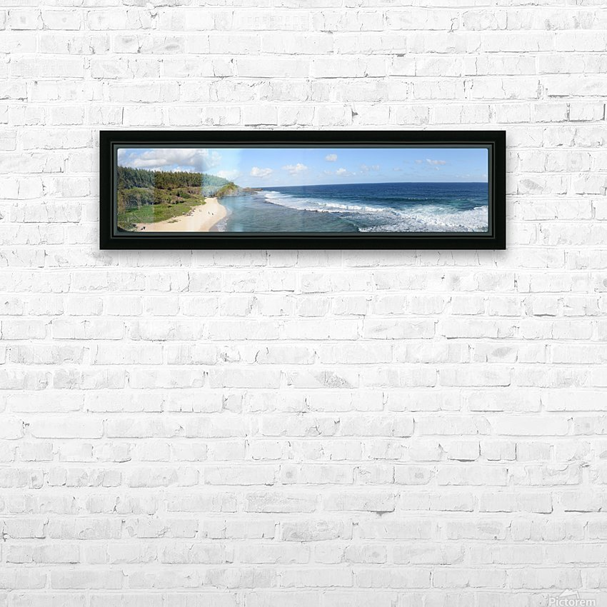 DSC_0930 HD Sublimation Metal print with Decorating Float Frame (BOX)