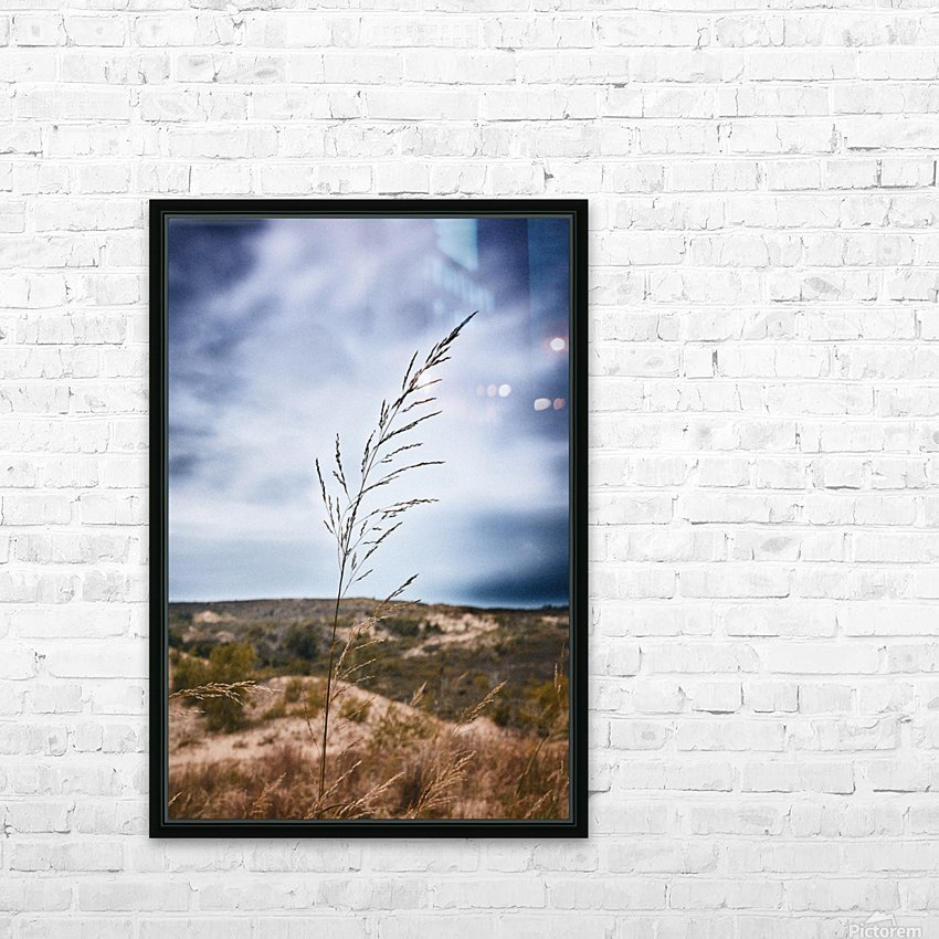 Sleeping Bear Dunes HD Sublimation Metal print with Decorating Float Frame (BOX)