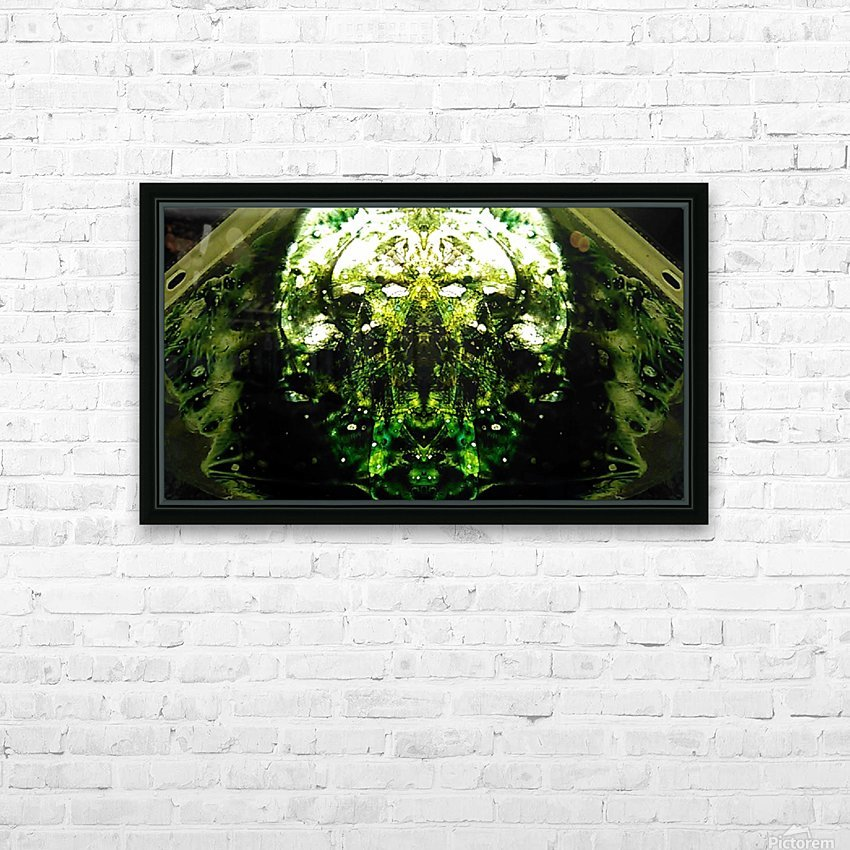 1538540107642 HD Sublimation Metal print with Decorating Float Frame (BOX)