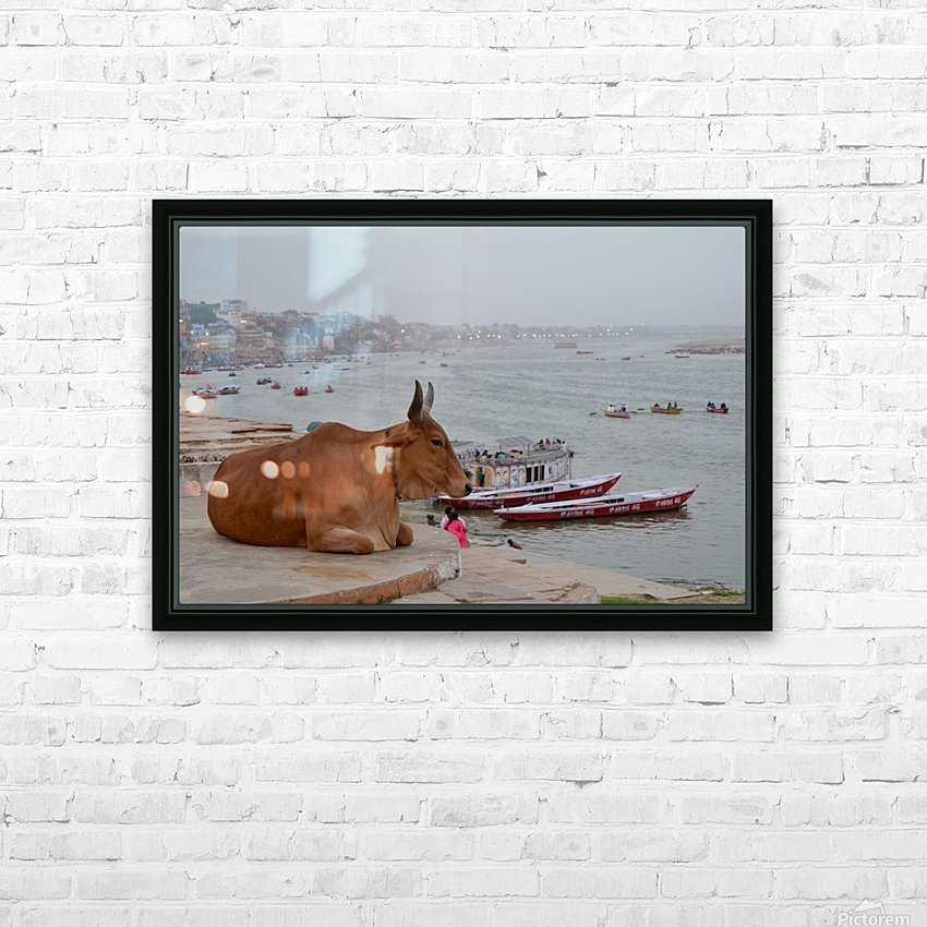 Sit HD Sublimation Metal print with Decorating Float Frame (BOX)
