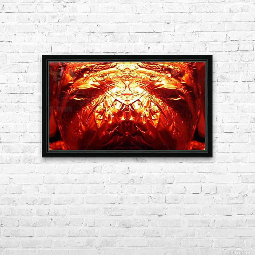 1539438029553 HD Sublimation Metal print with Decorating Float Frame (BOX)