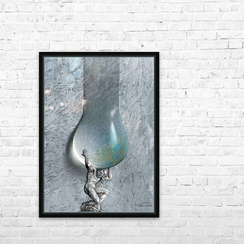 20 Krzysztof Grzondziel HD Sublimation Metal print with Decorating Float Frame (BOX)