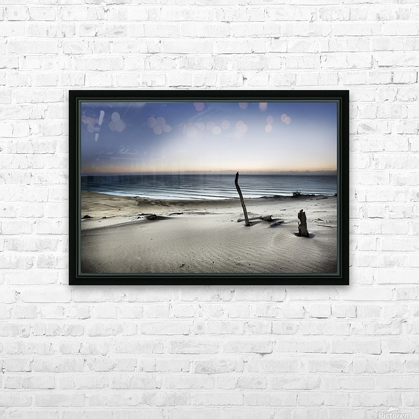 Reach for the sun HD Sublimation Metal print with Decorating Float Frame (BOX)