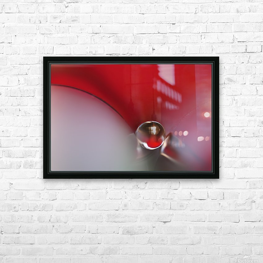 Between HD Sublimation Metal print with Decorating Float Frame (BOX)