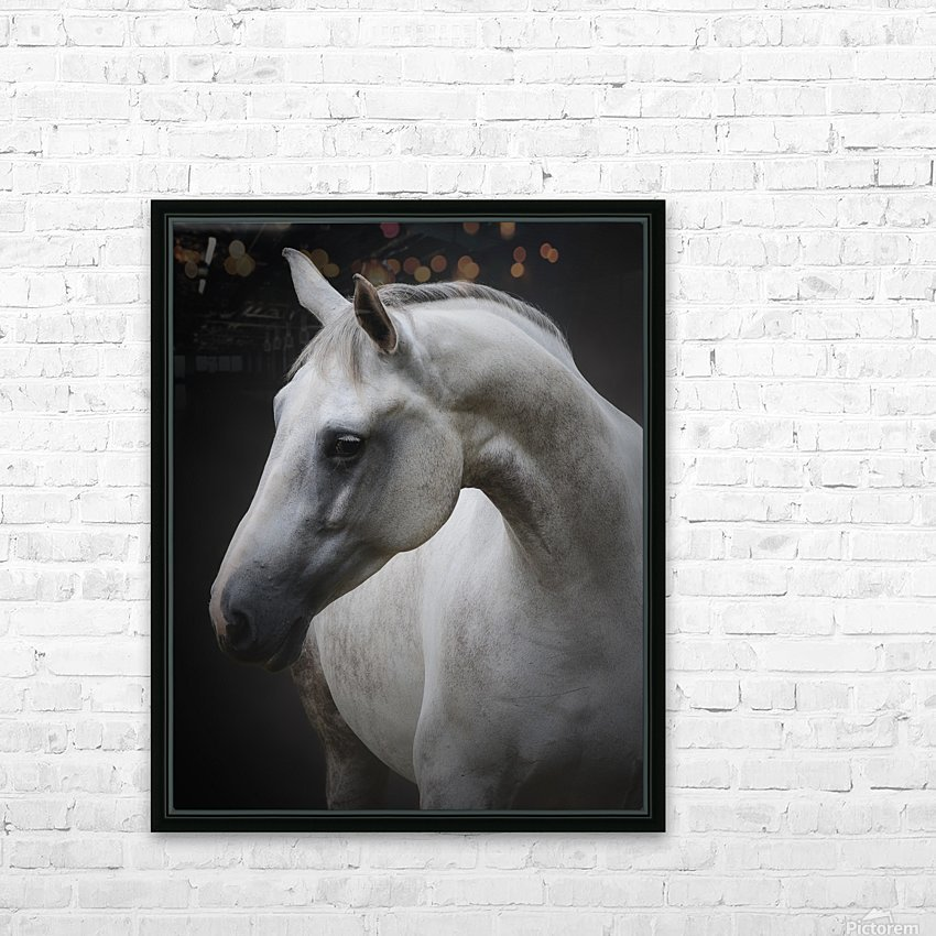 Maggie HD Sublimation Metal print with Decorating Float Frame (BOX)