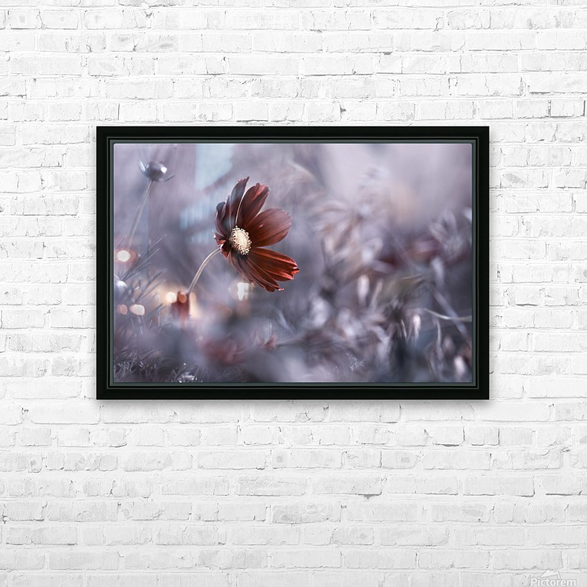 Carmen HD Sublimation Metal print with Decorating Float Frame (BOX)