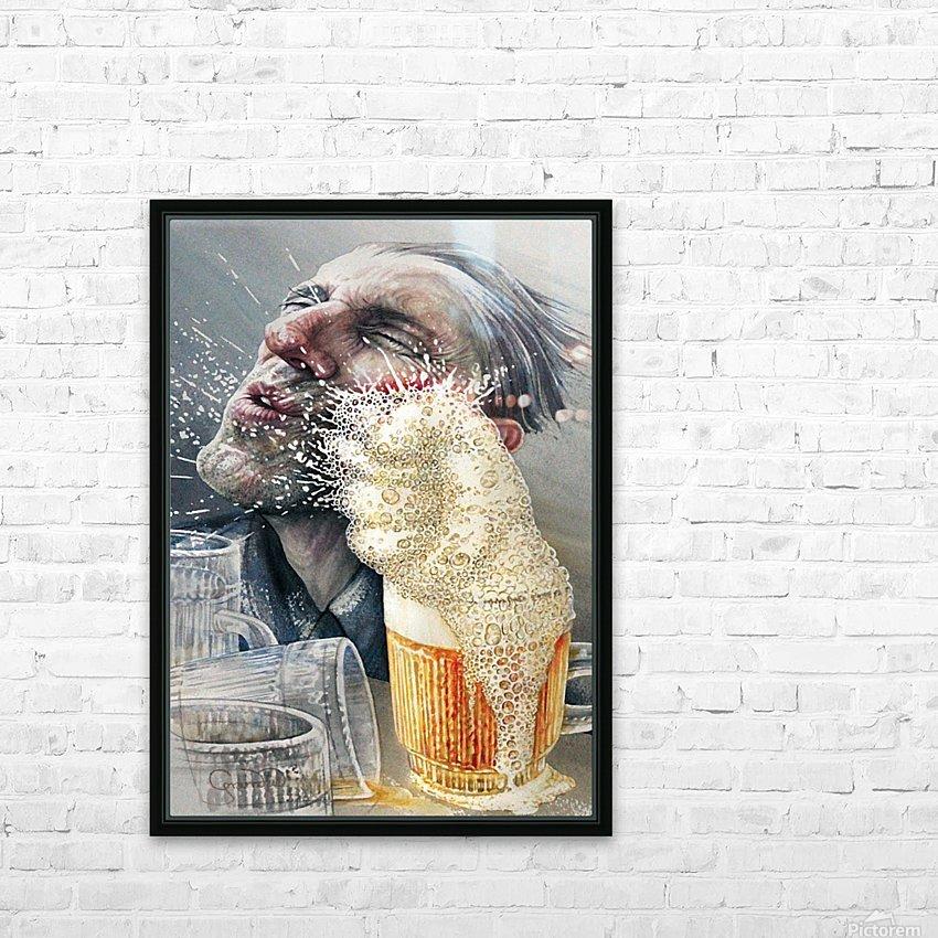 15 Krzysztof Grzondziel HD Sublimation Metal print with Decorating Float Frame (BOX)