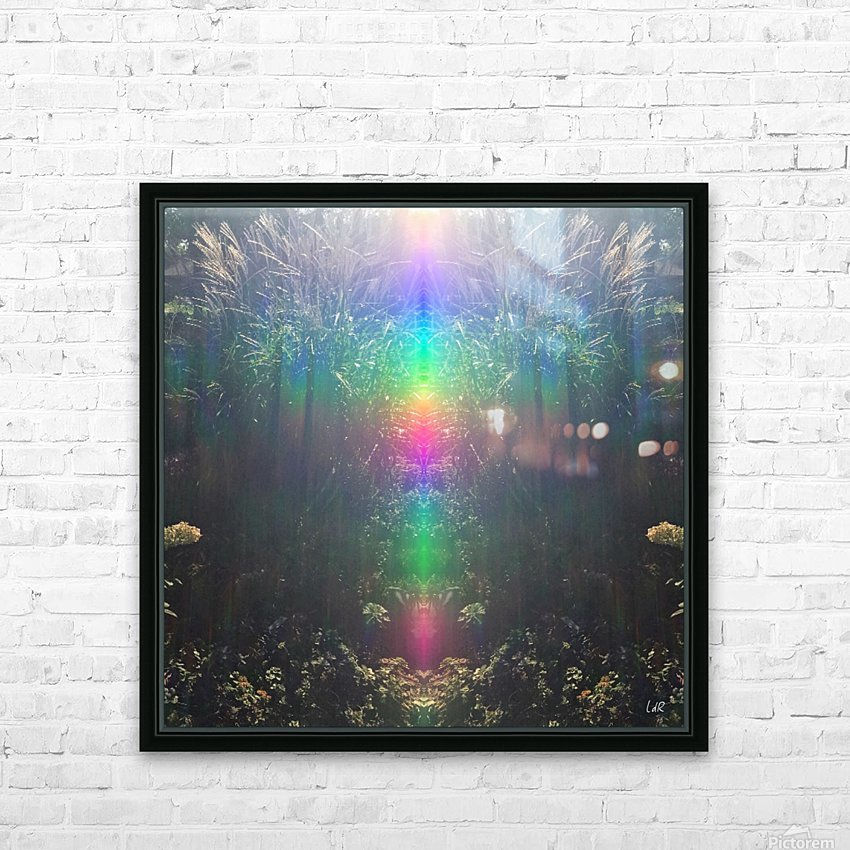 Light Upgrades HD Sublimation Metal print with Decorating Float Frame (BOX)