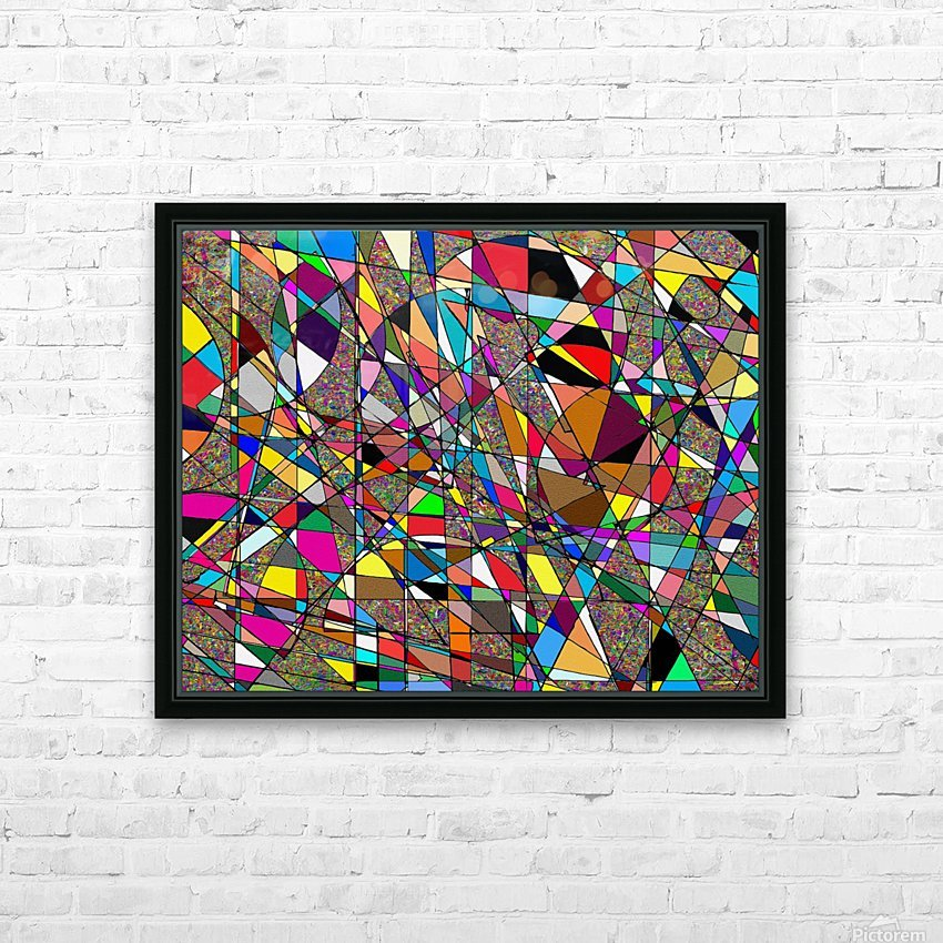 Jazzotonic HD Sublimation Metal print with Decorating Float Frame (BOX)