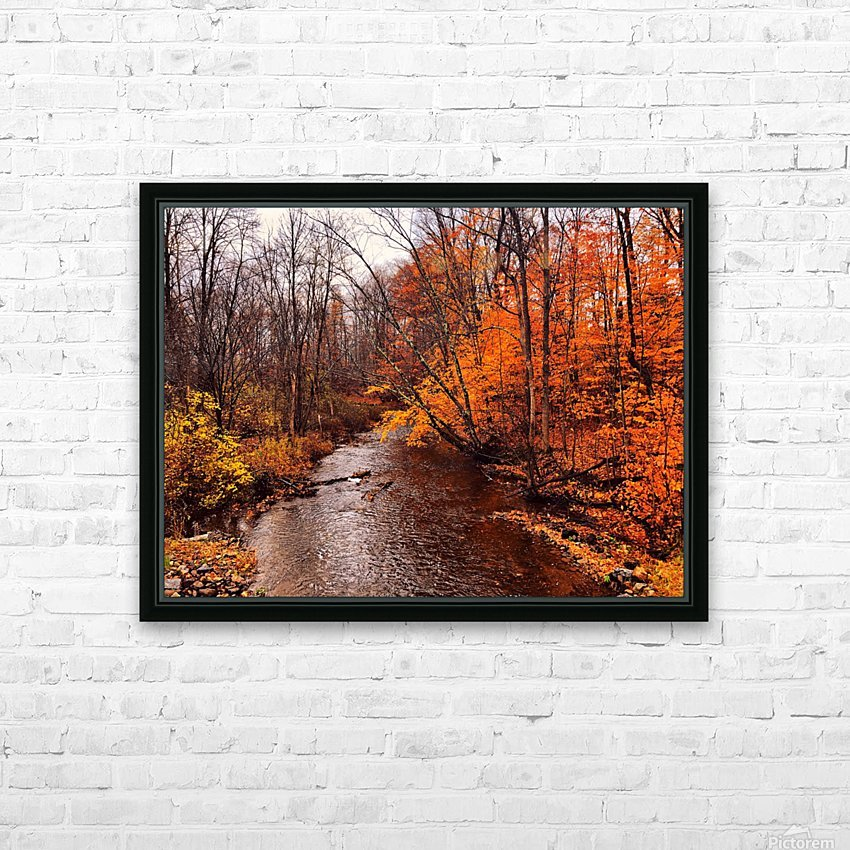Explore HD Sublimation Metal print with Decorating Float Frame (BOX)