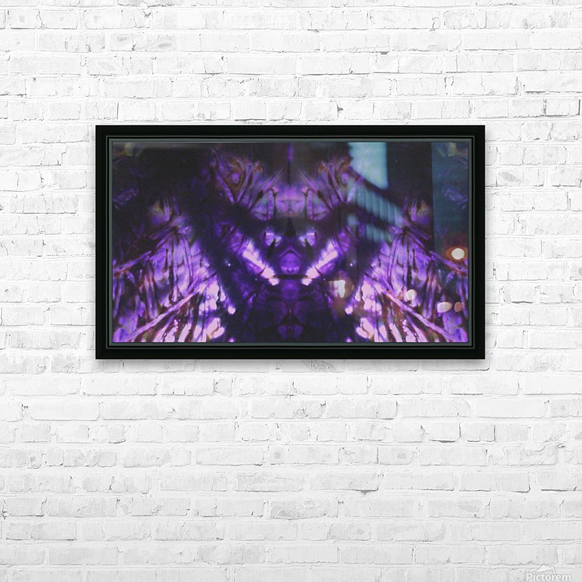 1541565278987 HD Sublimation Metal print with Decorating Float Frame (BOX)