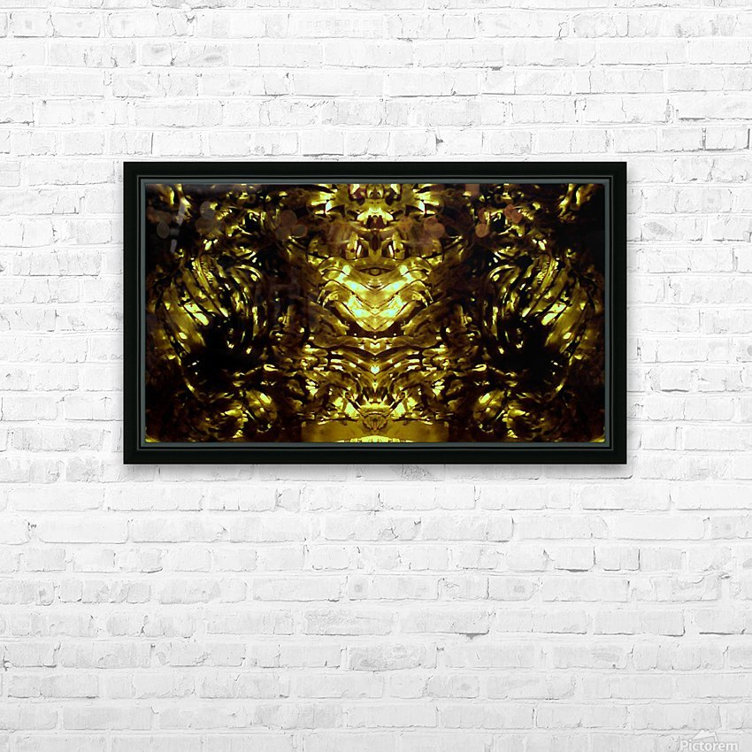 1541928352081 HD Sublimation Metal print with Decorating Float Frame (BOX)