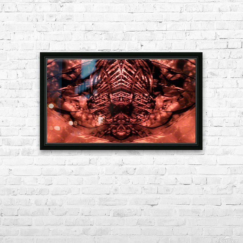 1542081717092 HD Sublimation Metal print with Decorating Float Frame (BOX)