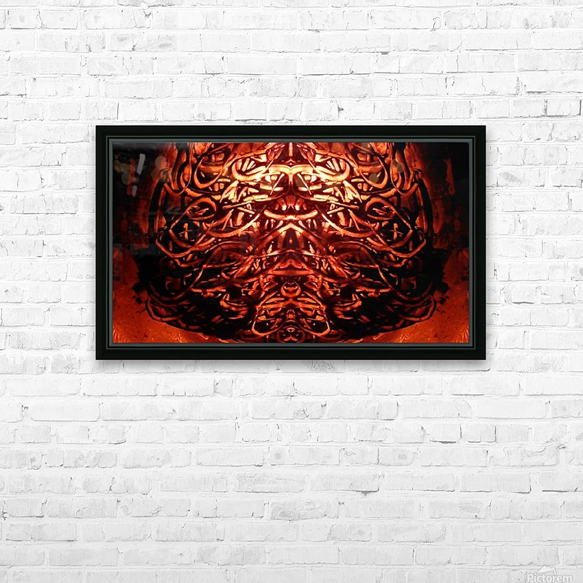 1542118960720 HD Sublimation Metal print with Decorating Float Frame (BOX)