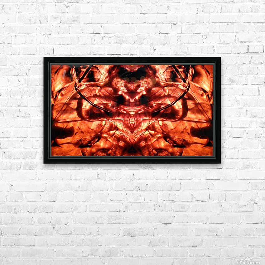 1542153819105 HD Sublimation Metal print with Decorating Float Frame (BOX)