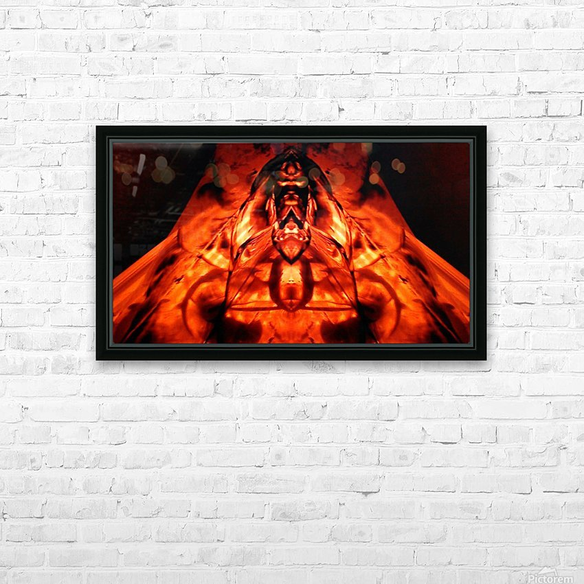 1542153705712 HD Sublimation Metal print with Decorating Float Frame (BOX)