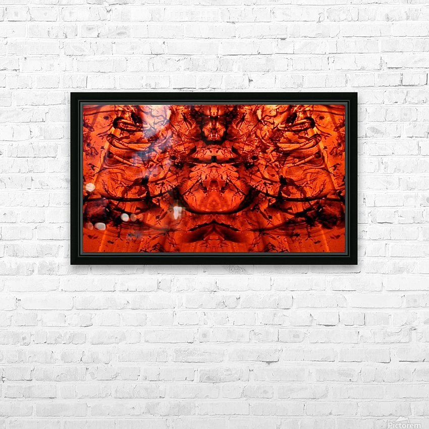 1542420088540 HD Sublimation Metal print with Decorating Float Frame (BOX)