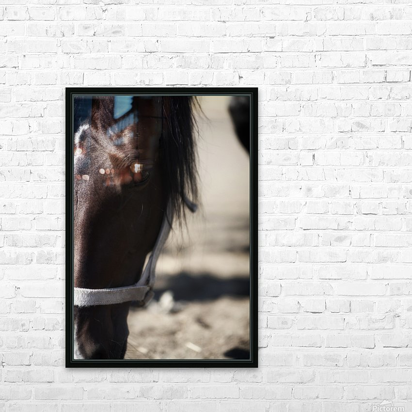 Spirit HD Sublimation Metal print with Decorating Float Frame (BOX)