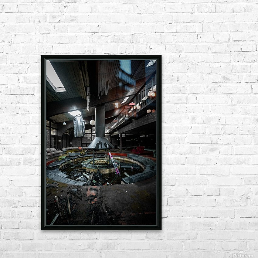 DSC01757 HD Sublimation Metal print with Decorating Float Frame (BOX)