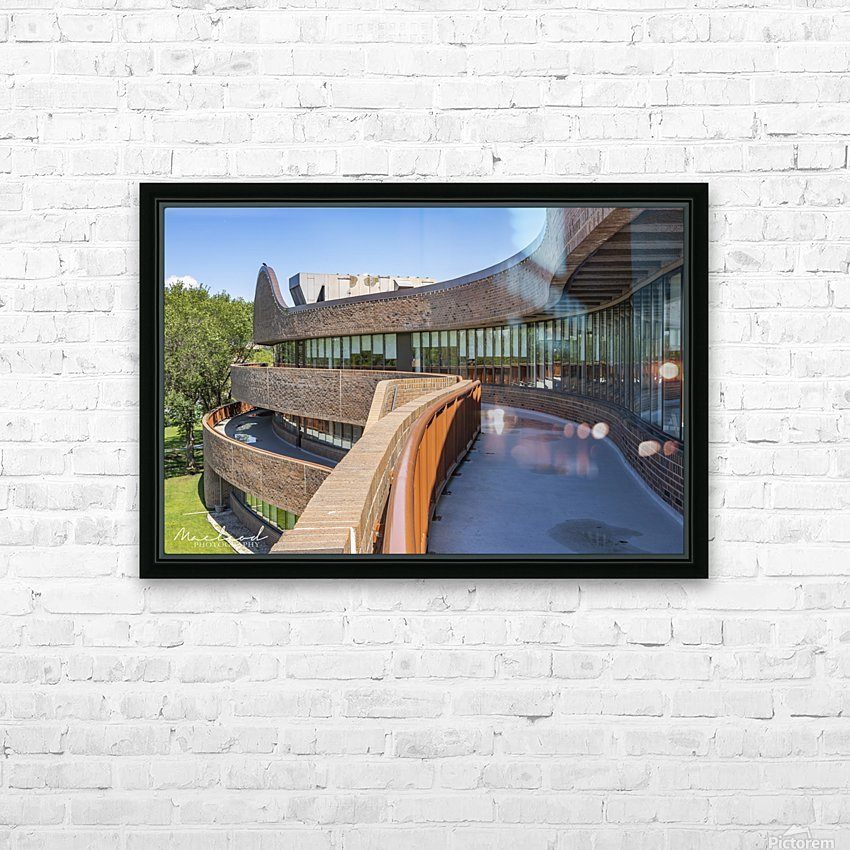 CityHall_IMG_2418 HD Sublimation Metal print with Decorating Float Frame (BOX)