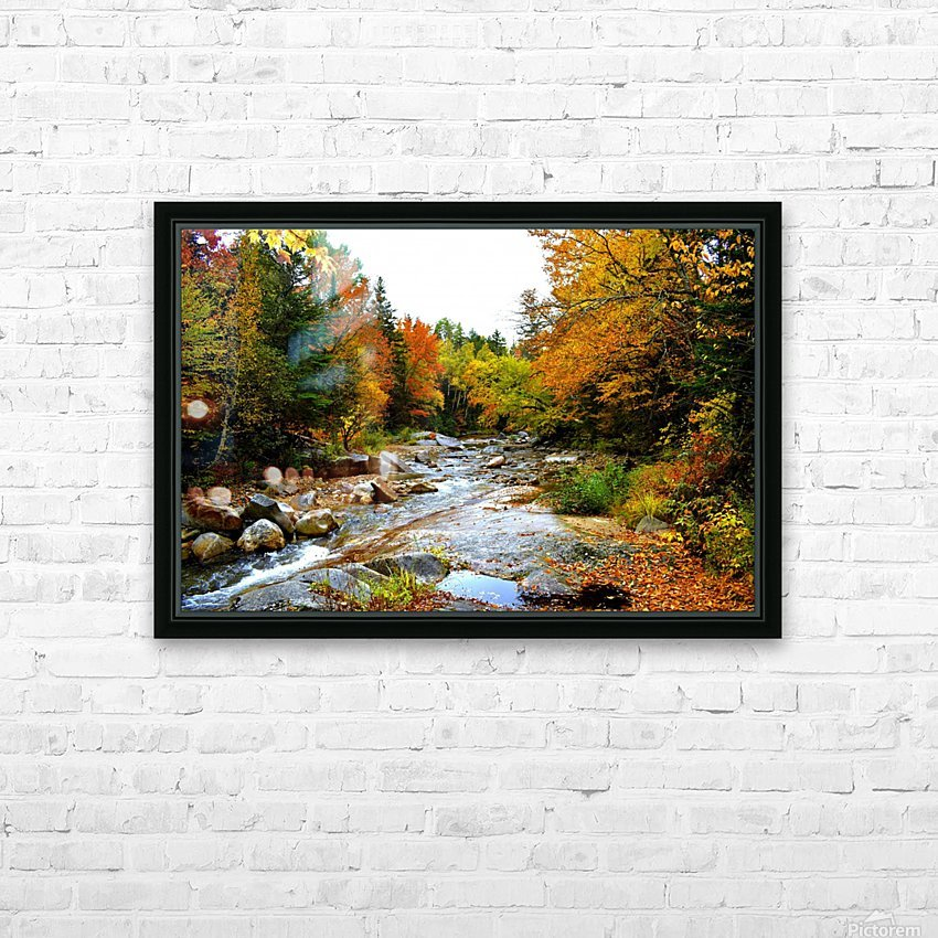 10.9.18 Fall HD Sublimation Metal print with Decorating Float Frame (BOX)