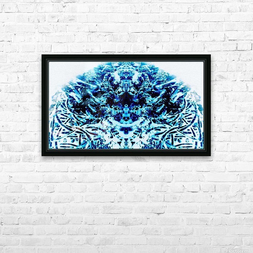 1544850536381 HD Sublimation Metal print with Decorating Float Frame (BOX)