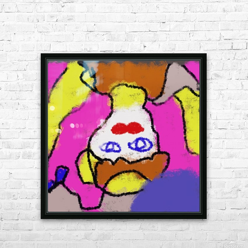 Untitled_Artwork copy 2 HD Sublimation Metal print with Decorating Float Frame (BOX)
