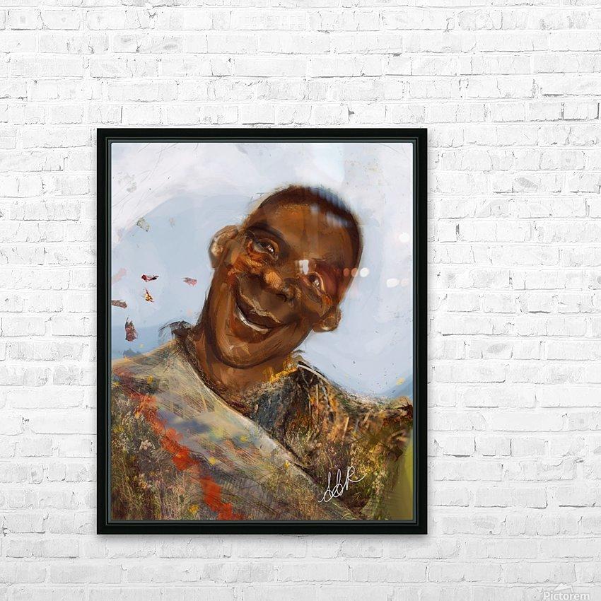Boyo-Boyo HD Sublimation Metal print with Decorating Float Frame (BOX)