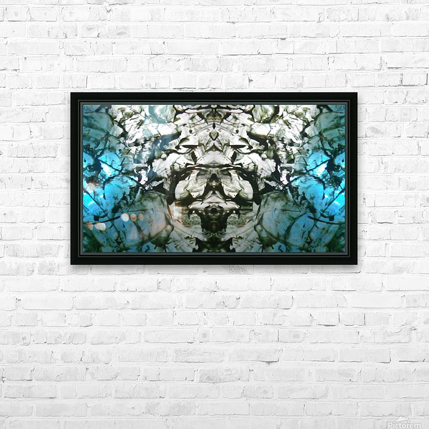 1545806438077 HD Sublimation Metal print with Decorating Float Frame (BOX)