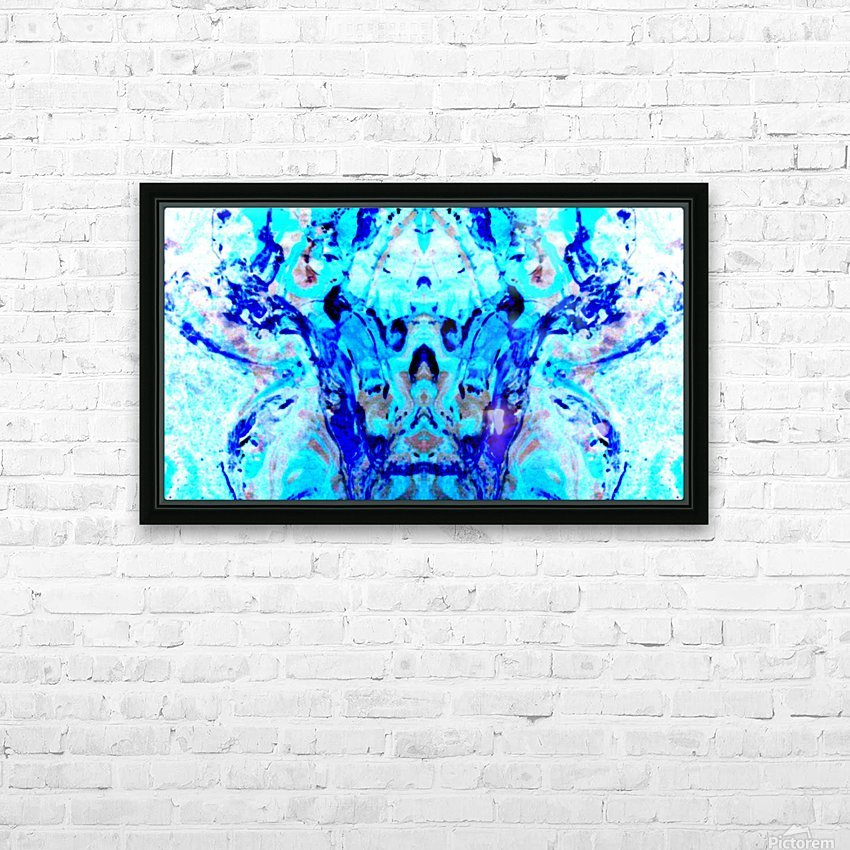 1546579087001 HD Sublimation Metal print with Decorating Float Frame (BOX)