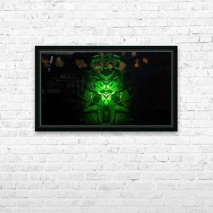 1547171805083 HD Sublimation Metal print with Decorating Float Frame (BOX)