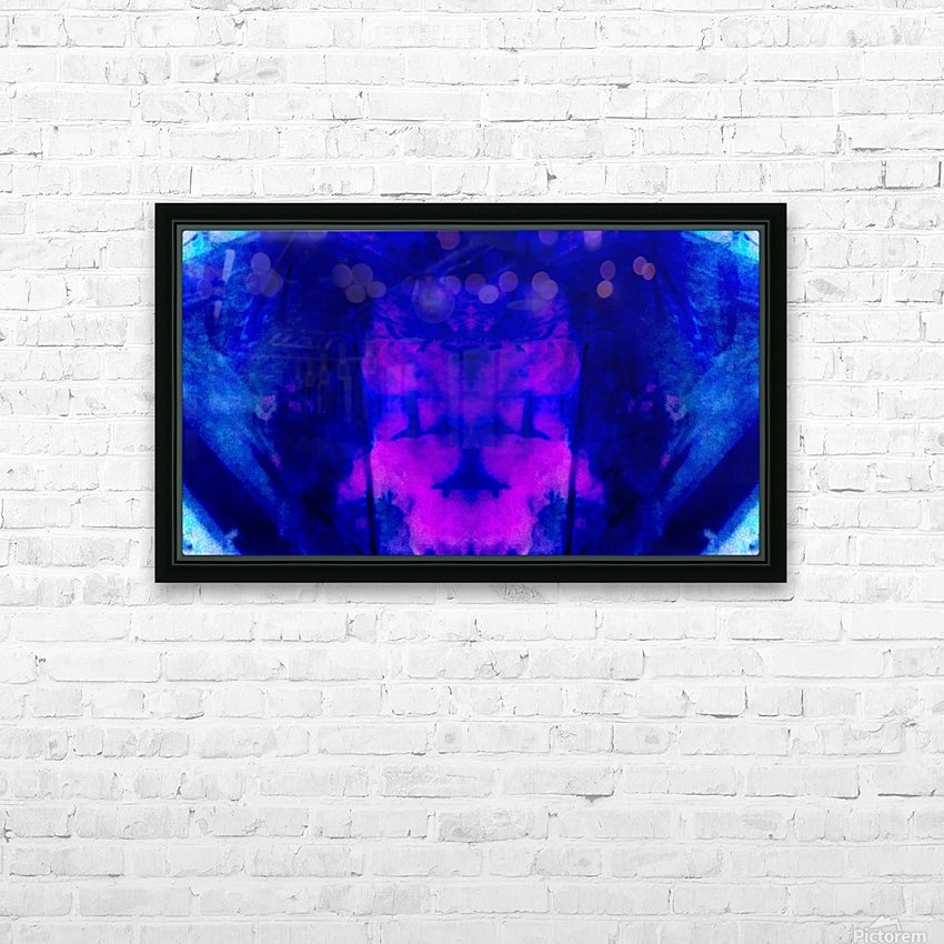 1547145324035 HD Sublimation Metal print with Decorating Float Frame (BOX)