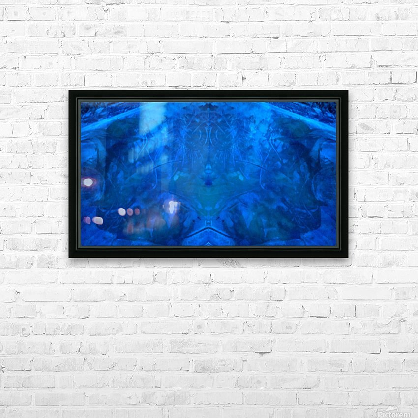 1547145233146 HD Sublimation Metal print with Decorating Float Frame (BOX)