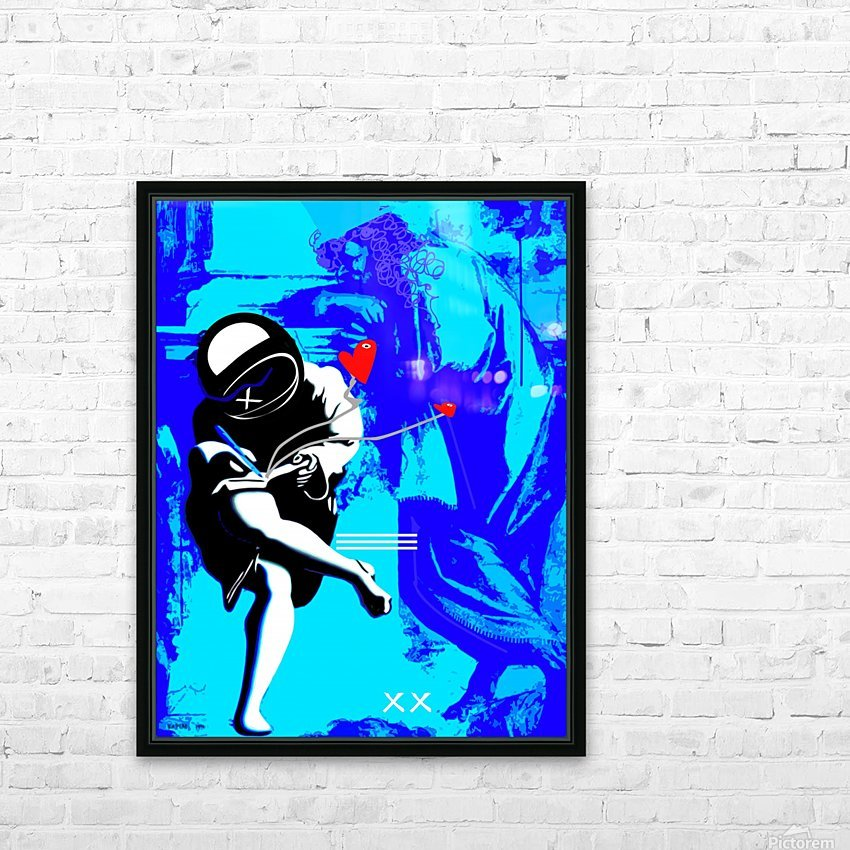 Use your Illusion II HD Sublimation Metal print with Decorating Float Frame (BOX)