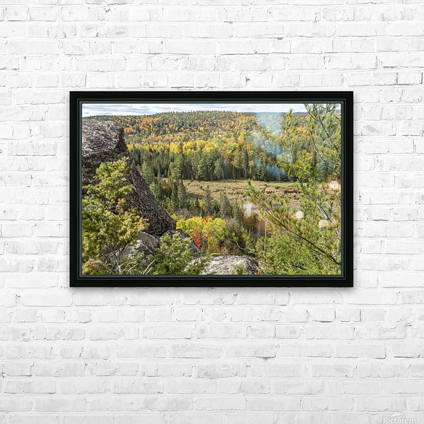Eagles Nest Lookout 4 HD Sublimation Metal print with Decorating Float Frame (BOX)