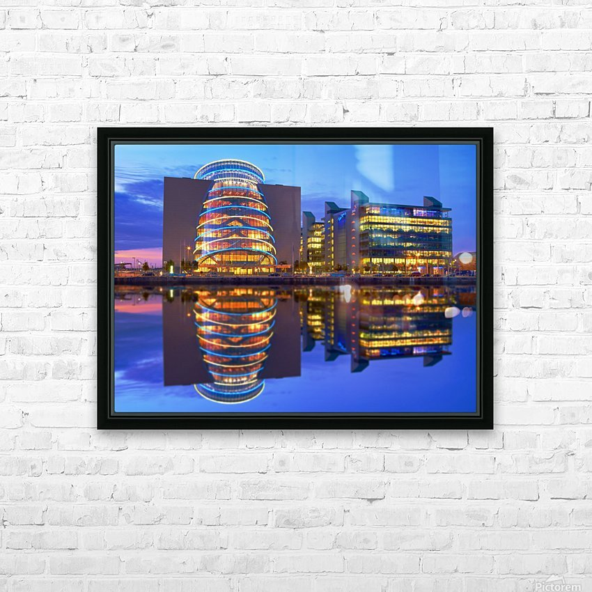 D 249 Convention Centre_1549660946.02 HD Sublimation Metal print with Decorating Float Frame (BOX)