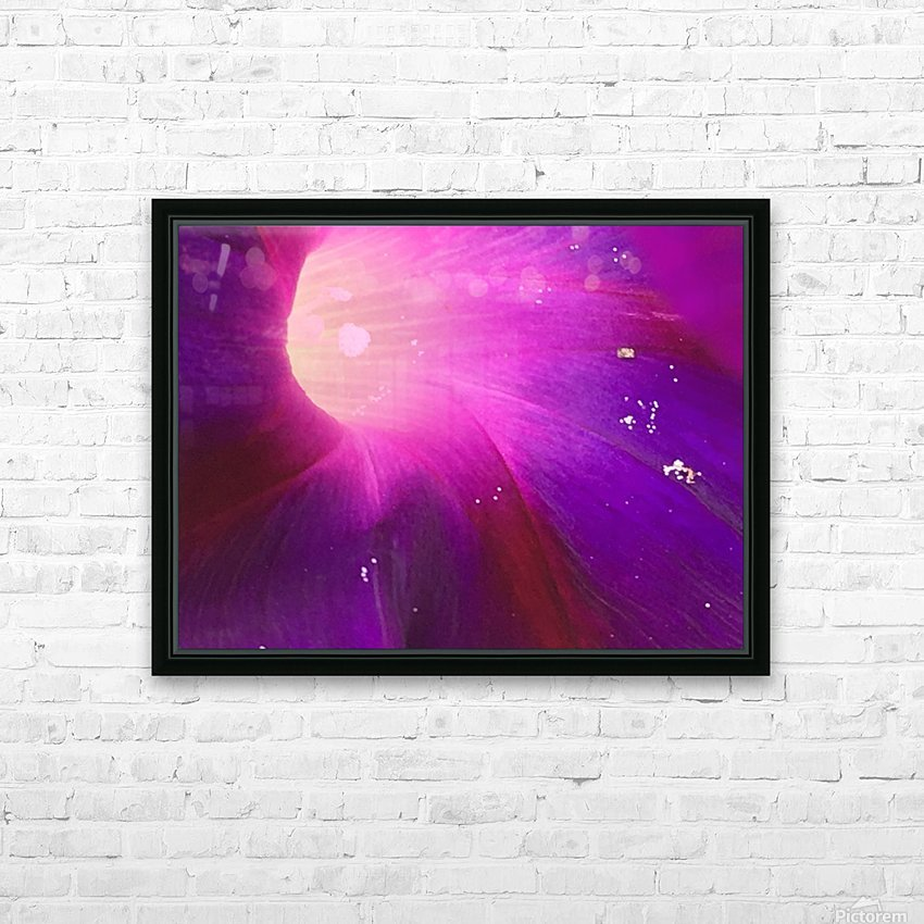 Pollens  HD Sublimation Metal print with Decorating Float Frame (BOX)