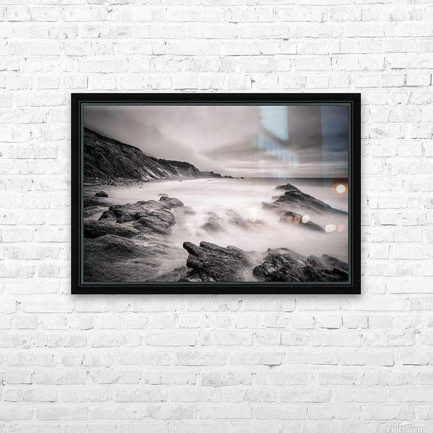 Sea of ghosts HD Sublimation Metal print with Decorating Float Frame (BOX)