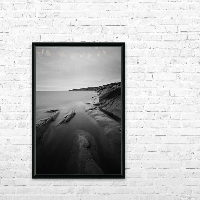 Glassy HD Sublimation Metal print with Decorating Float Frame (BOX)